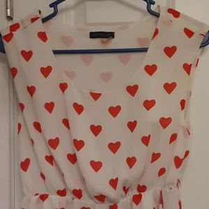 Cute Heart Dress